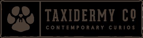 Contemporary Taxidermy Co. UK Logo