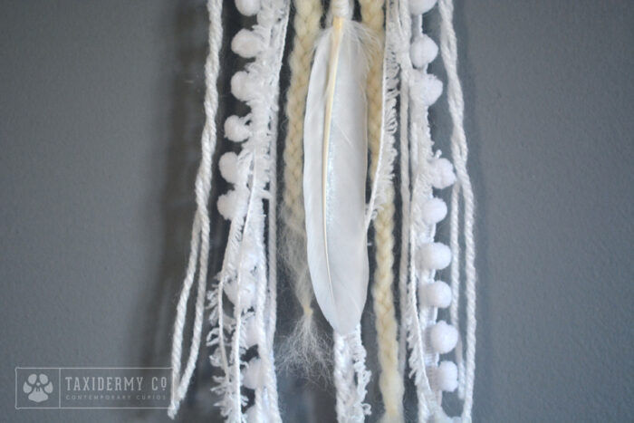 Tooth Handmade Dreamcatcher